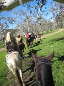 Alisal Trail Ride