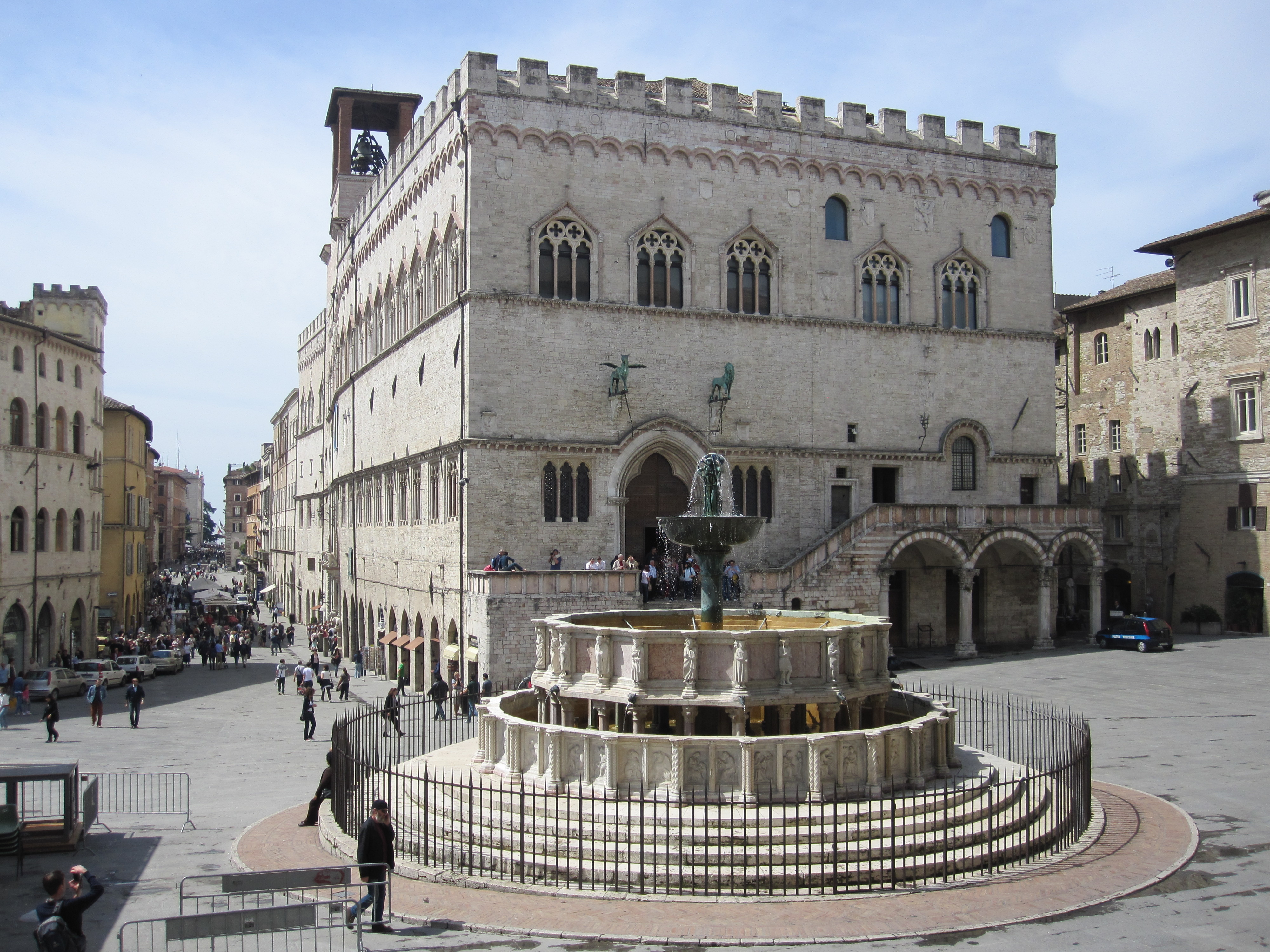 Journey To Italy Day Five Perugia Assisi And Montefalco